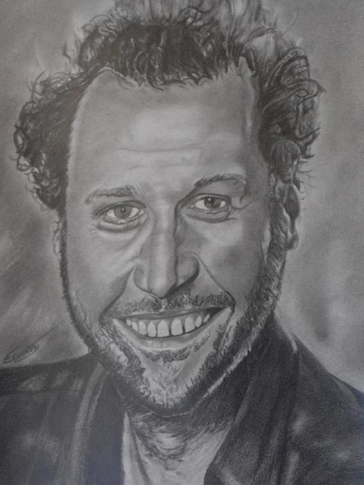 François Damiens by Erwan